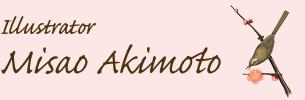 Illustrator Misao Akimoto
